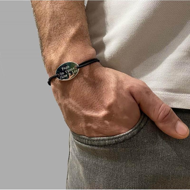 Bracelet liberty fille et pendentif personnalisé
