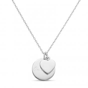 Bracelet liberty médaille personnalisée
