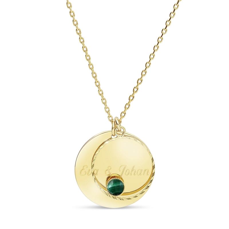 Bracelet nuage personnalisé pour femme en argent